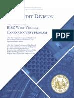 RISE West Virginia Audit