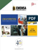 Brochure Línea Ferretera