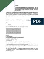 Análisis de Sensibilidad-Investigacion de Operaciones