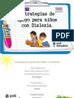 Estrategias de apoyo para la dislexia