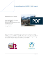2017 CARIP Public Report Revelstoke