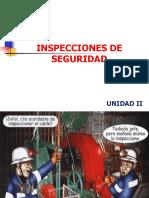 UNID.2, INSPECCIONES