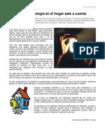 15. Ahorrar Energía en El Hogar Sale a Cuenta - JPR
