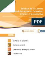 Carrera Administrativa Diapositivas PDF