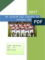Equipo de Futbol Peruano