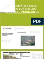 Problemática en El Uso de Los Suelos Aluviales