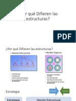 Por Qué Difieren Las Estructuras