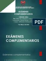 Examenes Complementarios Final
