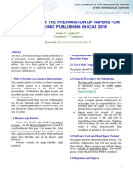 ICAS 2018 Template