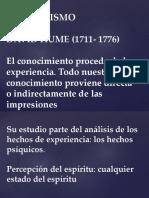 Empirismo, Nietzsche y Foucault