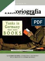 Revista Historiografica PGM