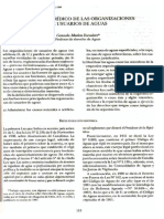 15 MUÑOZ 1998 Estatuto Jurídico de Las Organizaciones de Usuarios de Aguas