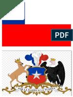 bandera y escudo de chile.docx