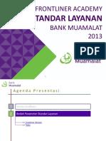 Presentasi Service for FLA