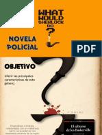 Novela Policial