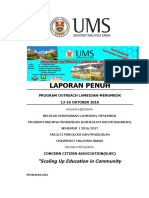 Laporan Outreach Lambidan Edited by Dora