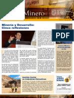 Boletin Mineria y Desarrollo