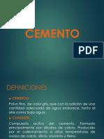 7.-CEMENTO