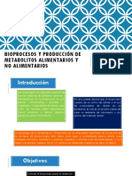 Diapositivas de bioprocesos