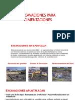 Excavaciones Para Cimentaciones (1)