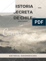 Resumen Libro Historia Secreta de Chile
