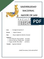 Proyecto Alquiler de Vehiculos a La Mineria