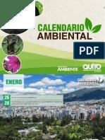 Calendario Ambiental de Quito