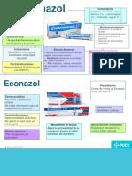Clotrimazol y Econazol