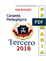 CARPETA PEDAGAGOGICA 2017