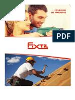 Catalogo Fixtil