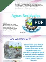 Aguas Residuales TIPOS Y BASES LEGALES DEL AGUA RESIDUAL