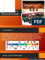 Apunte Clase 6 Premodernidad, Modernidad y Modernidad Líquida Segunda Unidad