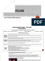 Lengua Castellana Los Textos Narrativos 4°