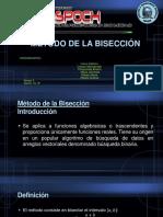 2.Método de La Bisección_grupo 2_diapositivas