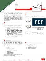 3M Prot Ocular - Lente QX 2000
