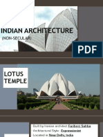 Contemporary Indian Architecture