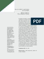 Historia Del Crédito Hipotecario en Colombia