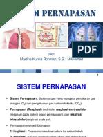 BAB IX - Anatomi Dan Fisiologi Sistem Pernapasan