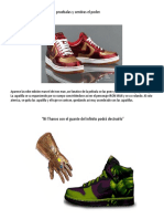 Nike Marvel