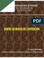 Diseno de Muros de Contencion.pdf