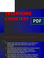 04. Telephone Courtesy