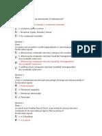 Examen de Construccion IV Preguntas Test Universidad a Coruna