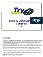 Try Rugby - Skills and Drills