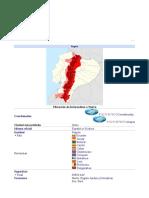 Sierra Ecuatoriana