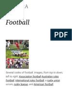 Football - Wikipedia.pdf