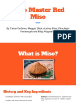group 2 food science miso