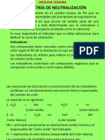 Analisis Quimico - Onceava Semana