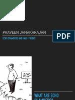 Praveen Janakarajan
