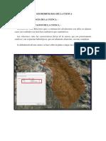 Geomorfologia de Cuenca
