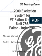 EX2000+Excitation+Training